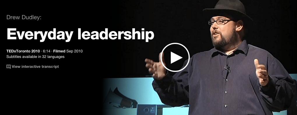 Le leadership en toute simplicité